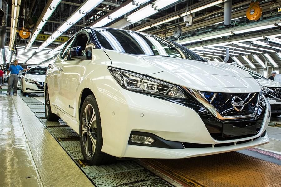 Jaunais Nissan LEAF ir prezentēts Eiropā, nosakot augstākus standartus masveidā ražotajiem elektroautomobiļiem