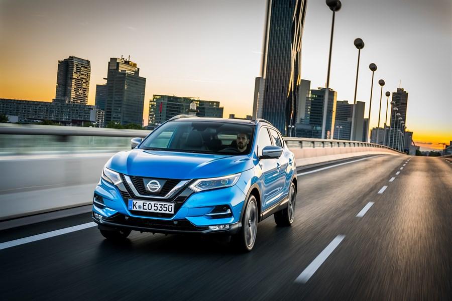 Jaunais Nissan Qashqai – krosovers ar Premium klases dizaina, tehnoloģiju un veiktspējas uzlabojumiem