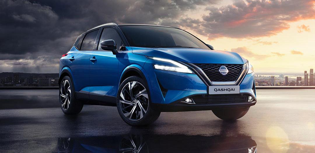 'Nissan' prezentējis trešās paaudzes 'Qashqai' apvidnieku